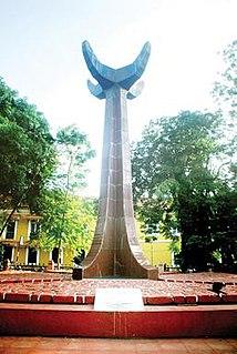 Azad Maidan (monument)