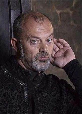 Vaisey, Sheriff of Nottingham - Image: BBC Robin Hood's Sheriff of Nottingham