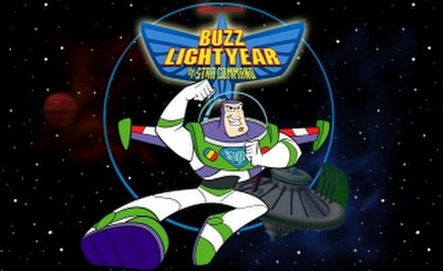 Picture of a TV show: Buzz Lightyear Of Star Command
