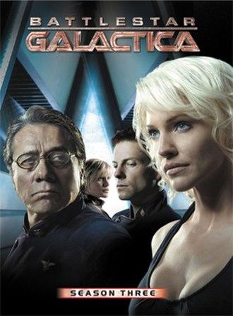 Battlestar Galactica (season 3) - Image: BSG Season 3 DVD