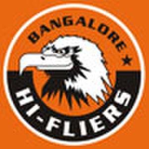 Bangalore Hi-Fliers - Bangalore Hi-fliers emblem