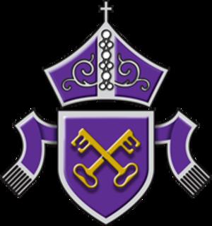 Becket Keys Church of England School - Image: Becket Keys Badge