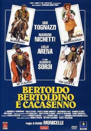 Bertoldo, Bertoldino e Cacasenno - Image: Bertoldo, Bertoldino e Cacasenno