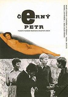<i>Black Peter</i> (film) 1964 film directed by Miloš Forman