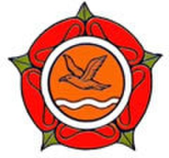 History of Blackpool F.C. (1962–present) - The club's crest between 1987 and 1993.