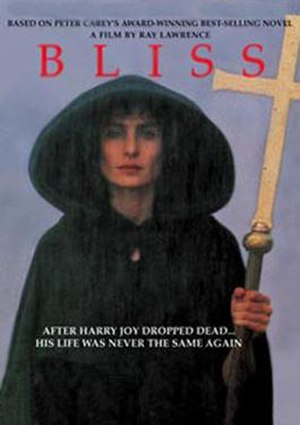 Bliss (1985 film) - DVD cover