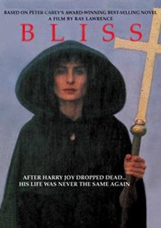 Bliss (1985 film) - DVD cover