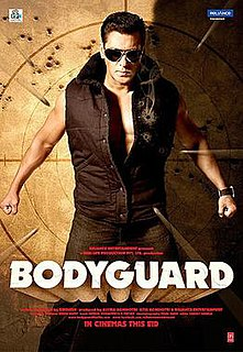 <i>Bodyguard</i> (2011 Hindi film) 2011 Indian action romance film co written and directed by Siddique