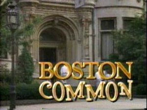 Boston Common (TV series) - Image: Boston Common title screen