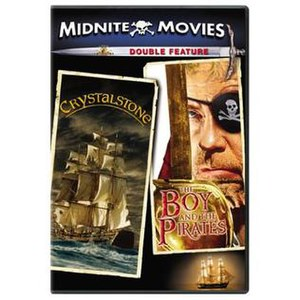 The Boy and the Pirates - DVD Cover for The Boy and the Pirates