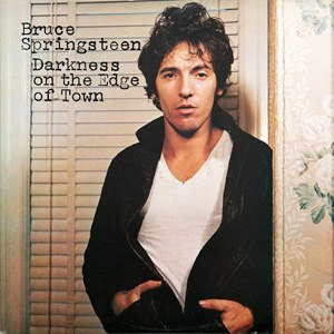 Darkness on the Edge of Town - Image: Bruce Springsteen Darknessonthe Edgeof Town