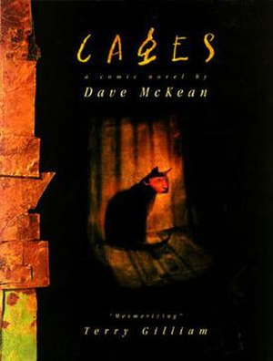 Cages (comics) - Cages (1998) by Dave McKean