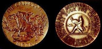 Caldecott Medal - Image: Caldecott Medal