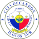 Official seal of Candon