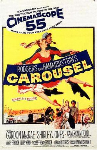 Carousel (film) - Theatrical release poster