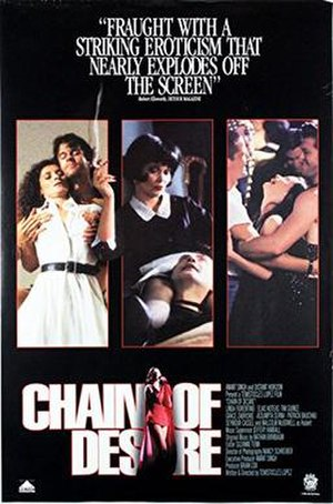 Chain of Desire - Film poster