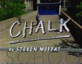 <i>Chalk</i> (TV series) British sitcom television series