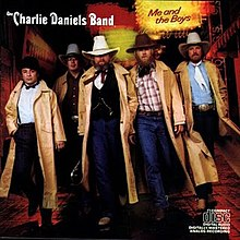 Charlie Daniels Band - Me and the Boys.jpg