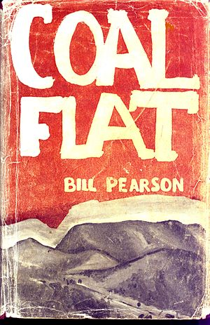 Blackball, New Zealand - Cover of Bill Pearson's 1963 novel, Coal Flat.