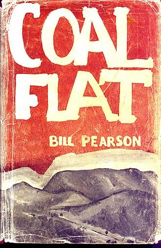 Blackball, New Zealand - Cover of Bill Pearson's 1963 novel, Coal Flat.