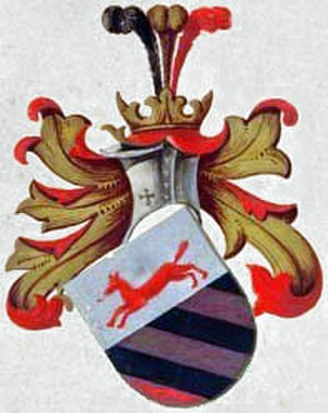 Mayor of Split - Coat of Arms of the noble House of Cindro