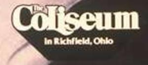 Richfield Coliseum - Image: Coliseumlogo