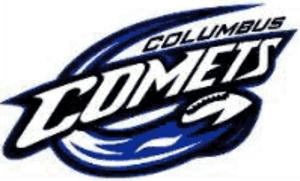 Columbus Comets - Image: Columbus Comets