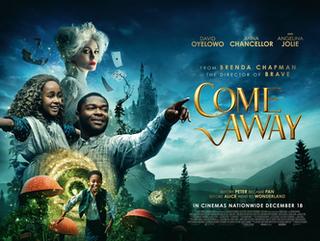 <i>Come Away</i> 2020 fantasy drama film