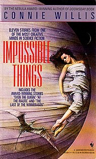 <i>Impossible Things</i> book by Connie Willis