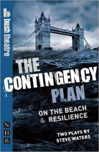 The Contingency Plan - Book cover art