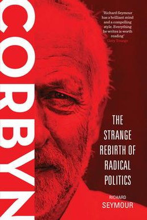 Corbyn: The Strange Rebirth of Radical Politics - Image: Corbyn strange rebirth