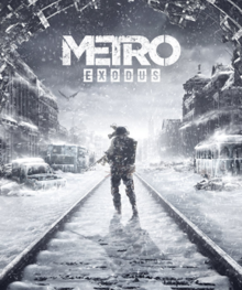 Metro Exodus - First person shooter adventure from 4A Games and Deep Silver based on the books by Dmitry Glukhovsky