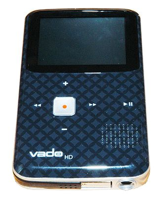 Creative Vado - The Creative Vado HD, 3rd Generation