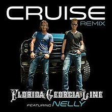 Cover for remix featuring Nelly.