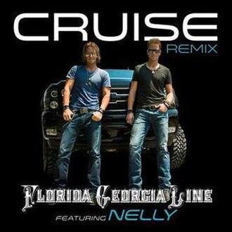 Cruise (song) - Image: Cruise Remix