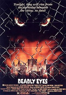 <i>Deadly Eyes</i> 1982 film by Robert Clouse