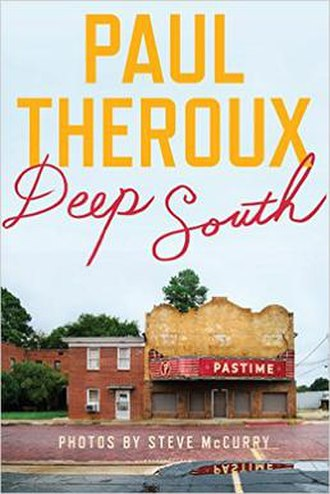 Deep South (book) - Image: Deep South Cover Theroux