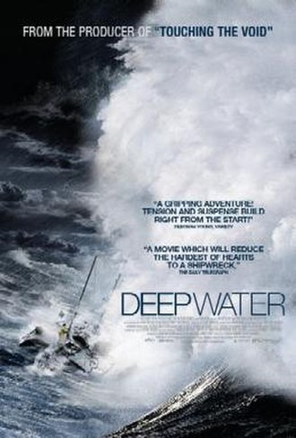 Deep Water (film) - Theatrical release poster