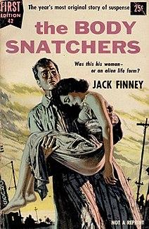 <i>The Body Snatchers</i> novel by Jack Finney