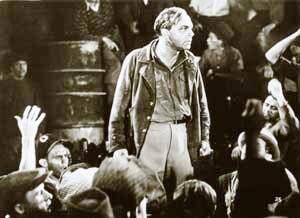 Der Tunnel (novel) - A scene from Der Tunnel (1933)