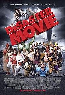 <i>Disaster Movie</i> 2008 American parody film