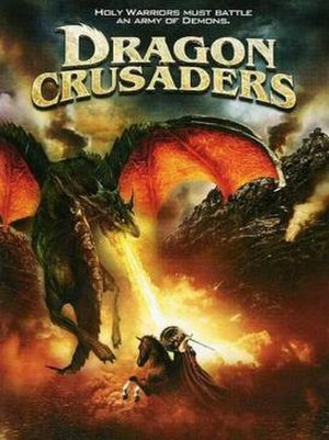 Dragon Crusaders - DVD cover