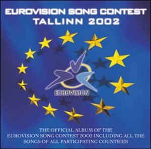 Eurovision Song Contest 2002 - Image: ESC 2002 album cover