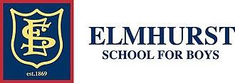 Elmhurst School for Boys - Image: Edenhurst School for Boys logo