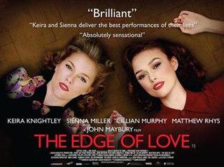 <i>The Edge of Love</i> 2008 film by John Maybury