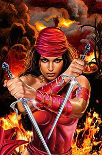 Elektra (character) Character in publications from Marvel Comics