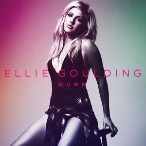 Burn (Ellie Goulding song) - Image: Ellie Goulding Burn