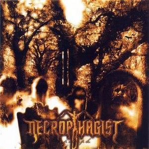 Epitaph (Necrophagist album) - Image: Epitaph cover