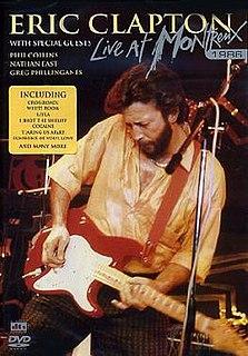 <i>Live at Montreux 1986</i> (Eric Clapton film) 2006 film