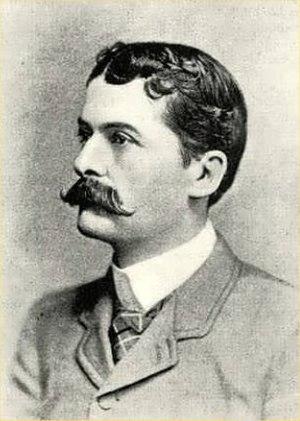 Ernest Ford - Ernest Ford, an 1895 portrait